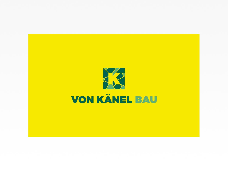 Logo Von Känel Bau
