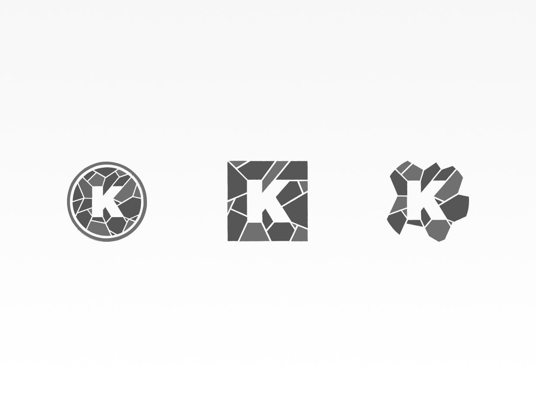 Logo development Von Känel Bau